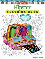 Thaneeya McArdle This Book Offers 30 Fun And Easy Art Activities To Express Your Hipster Aesthetic Printed On High Quality Extra Thick Paper