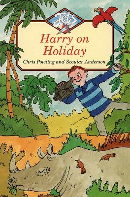 Harry On Holiday by Chris Powling