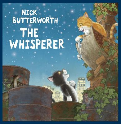 The Whisperer by Nick Butterworth