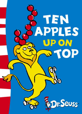Ten Apples Up on Top Green Back Book by Dr. Seuss