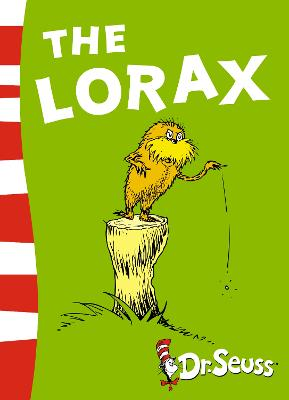 The Lorax Yellow Back Book by Dr. Seuss
