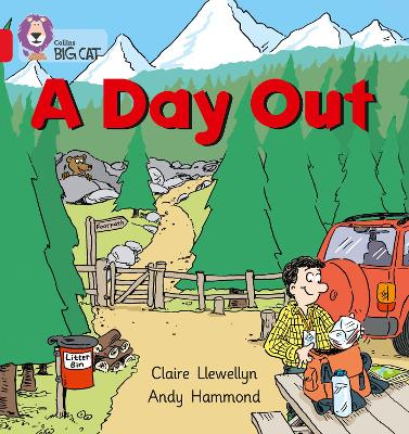 A Day Out Band 02a/Red a by Anna Owen