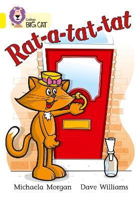 Rat-a-tat-tat Band 03/Yellow by Michaela Morgan