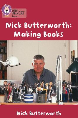 Making Books with Nick Butterworth Band 05/Green by Nick Butterworth