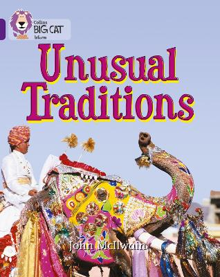 Unusual Traditions Band 08/Purple by John McIlwain