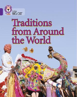 Unusual Traditions Band 08/Purple by John McIlwain