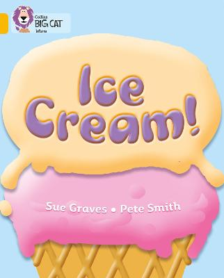 Ice Cream Band 09/Gold by Sue Graves