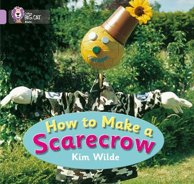 How To Make a Scarecrow Band 00/Lilac by Kim Wilde