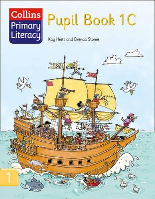 Pupil Book 1C by Kay Hiatt, Brenda Stones