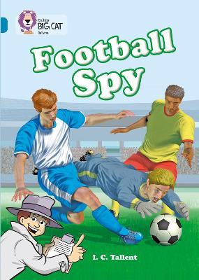 Football Spy Band 13/Topaz by Martin Waddell