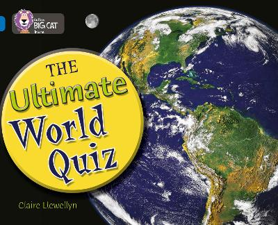 The Ultimate World Quiz Band 16/Sapphire by Claire Llewellyn