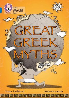Great Greek Myths Band 16/Sapphire by Diane Redmond
