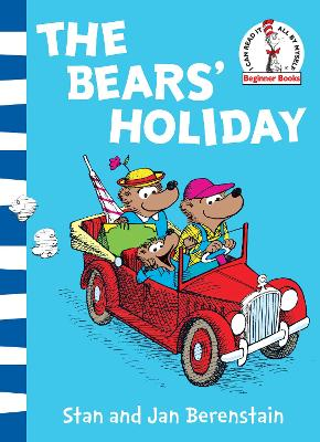 The Bears' Holiday Berenstain Bears by Stan Berenstain