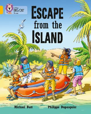 Escape from the Island Band 09/Gold by Michael Butt, Philippe Dupasquier