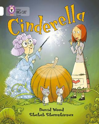 Cinderella Band 10/White by David Wood, Shahab Shamshirsaz