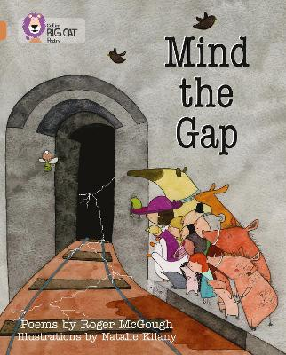 Mind the Gap Band 12/Copper by Roger McGough