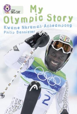 My Olympic Story Band 15/Emerald by Kwame N. Acheampong