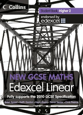 Student Book Higher 2 Edexcel Linear (A) by