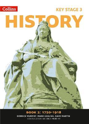 Book 2 1750-1918 by Derrick Murphy, Mark Gosling, Dave Martin