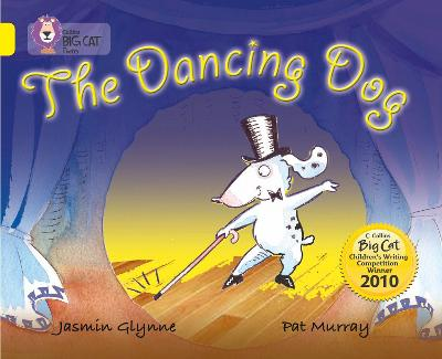 The Dancing Dog Band 03/Yellow by Jasmin Glynne