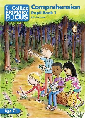 Comprehension Pupil Book 1 by Jack Jackman