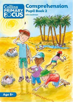 Comprehension Pupil Book 2 by John Jackman