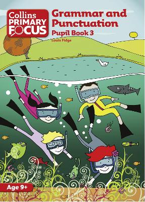 Grammar and Punctuation Pupil Book 3 by Louis Fidge