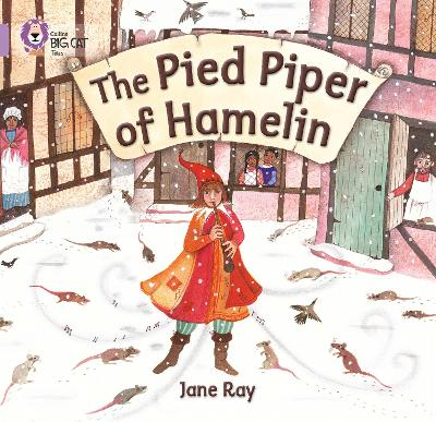 The Pied Piper of Hamelin Band 00/Lilac by Jane Ray