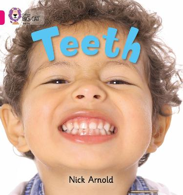 Teeth Band 01a/Pink a by Nick Arnold