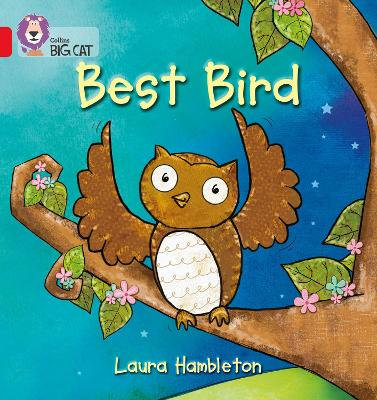 Best Bird Band 02a/Red a by Laura Hambleton