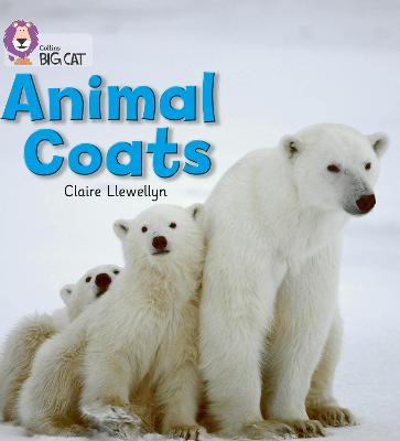 Animal Coats Band 02a/Red a by Claire Llewellyn