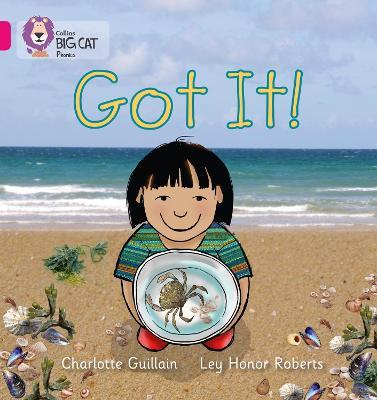 Got It! Band 01b/Pink B by Charlotte Guillain