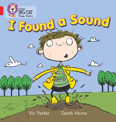 I Found a Sound Band 02b/Red B by Vic Parker