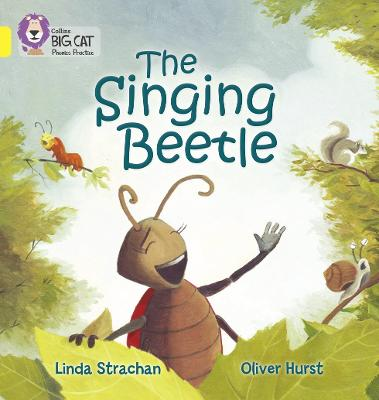 The Singing Beetle Band 03/Yellow by Linda Strachan