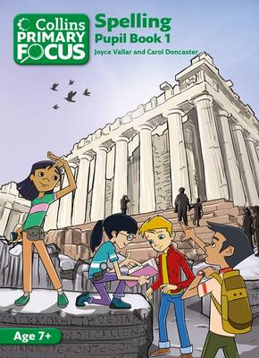 Spelling Pupil Book 1 by