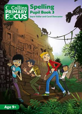 Spelling Pupil Book 3 by
