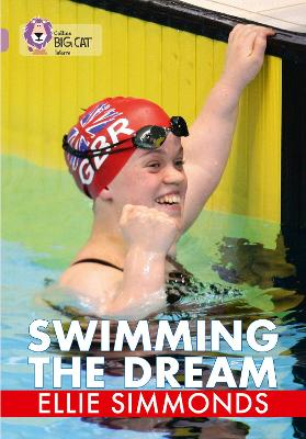 Swimming the Dream Band 18/Pearl by Ellie Simmonds