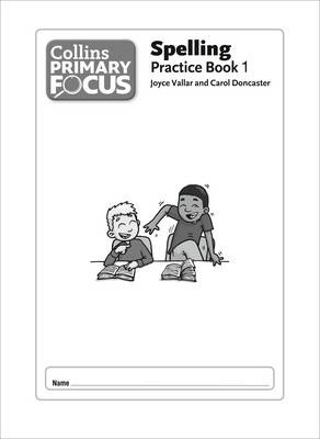 Spelling Practice Book 1 by