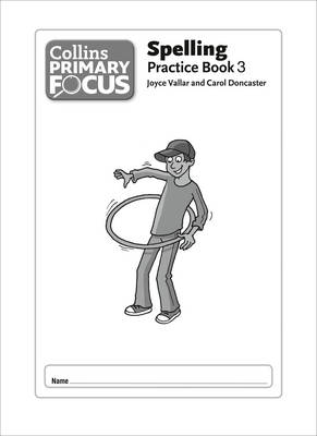 Spelling Practice Book 3 by