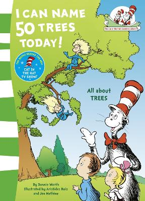 I Can Name 50 Trees Today by Dr. Seuss