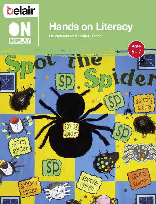 Hands on Literacy by Liz Webster, Linda Duncan