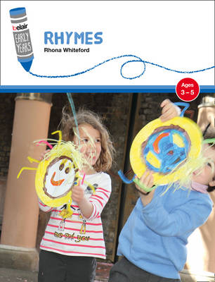 Rhymes Ages 3-5 by Rhona Whiteford
