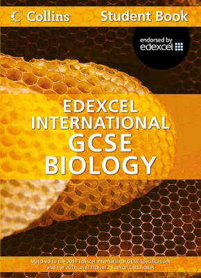 Edexcel International GCSE Biology Student Book by Chris Sunley, Sue Kearsey, Andrew Briggs