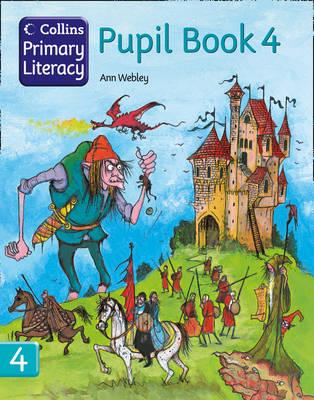 Pupil Book 4 [For Pakistan] by Ann Webley