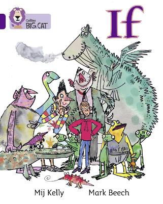 If Band 08/Purple by Collins Big Cat