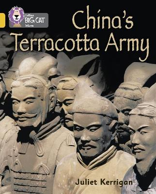 China's Terracotta Army Band 09/Gold by Juliet Kerrigan