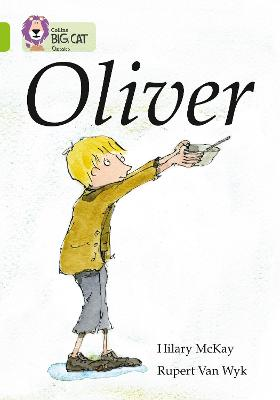 Oliver Band 11/Lime by Collins Big Cat