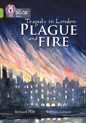 Plague and Fire Band 11/Lime by Collins Big Cat