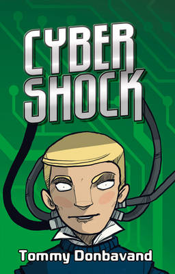 Cyber Shock by Tommy Donbavand
