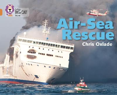 Air-Sea Rescue Band 12/Copper by Chris Oxlade